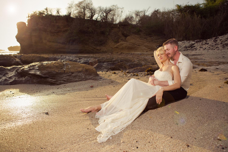 Trash the Dress Punta de Mita, Mexico Wedding Photography
